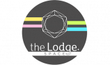 the lodge space logo